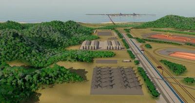 Acordo prevê R$ 45 milhões para construção do Porto Sul 1