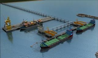 BAMIN assina acordo para desenvolvimento do Porto Sul 1