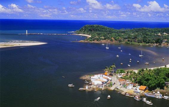 Pescadores que estavam desaparecidos são encontrados em Itacaré 4