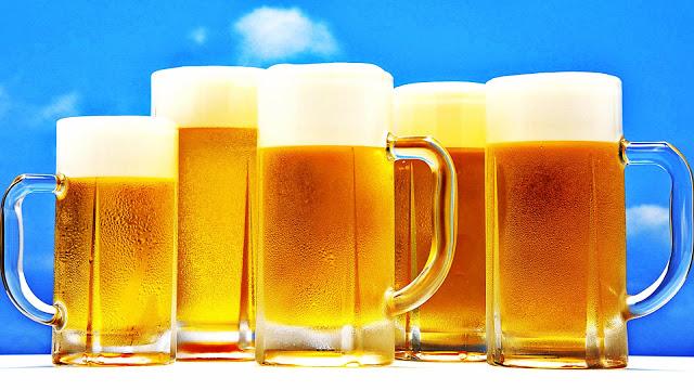 Hoje é o dia da Cerveja 1