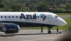 Azul inicia retirada dos voos de Ilhéus-Salvador 4