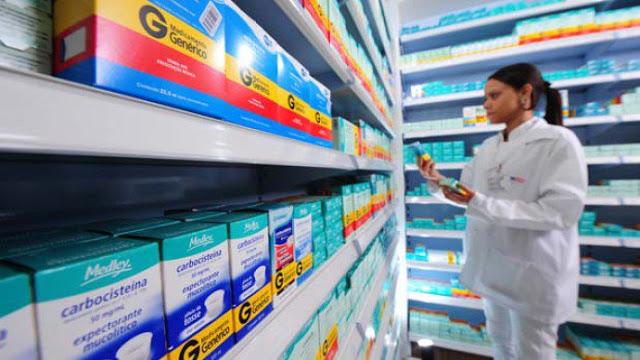 Preço de medicamentos poderão ser reajustados em até 4,33% em 2019 1