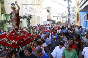 ILHÉUS: São Jorge é celebrado por fiéis nesta terça-feira (23) 7