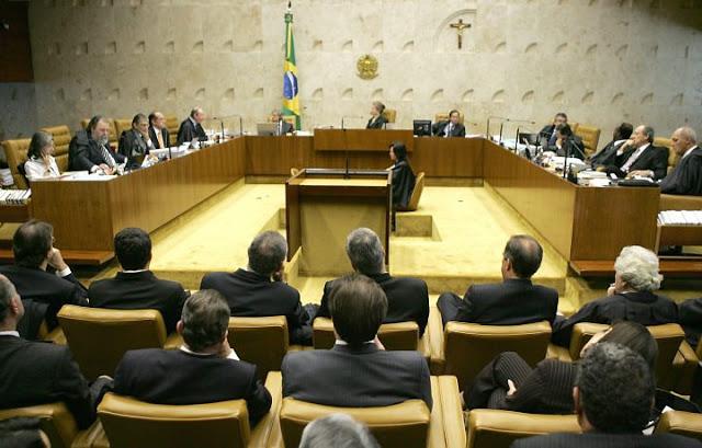 STF mantém suspensa a criação de nove cargos de desembargador na Bahia 1