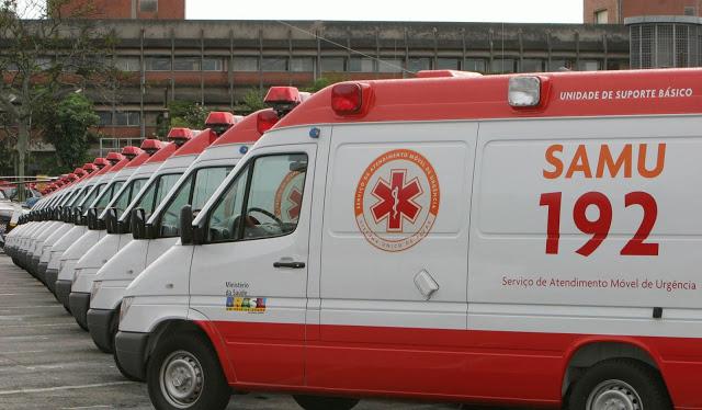 ILHÉUS: Samu tem problemas com o 192 e divulga número de emergência  para população 1
