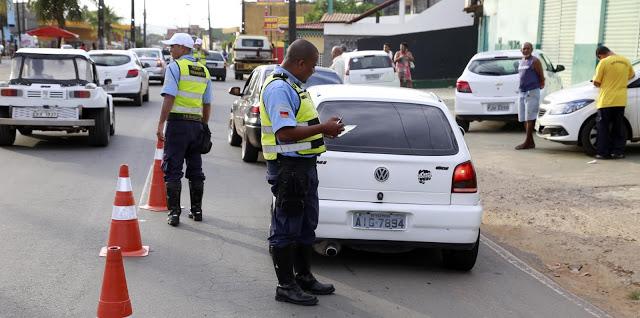 Agentes de Trânsito não pode usar arma de fogo, sentenciou Temer 1