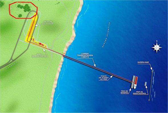 ILHÉUS: E lá vem os trilhos do desenvolvimento, Governo da Bahia manda desapropriar determinada área de Aritaguá 4