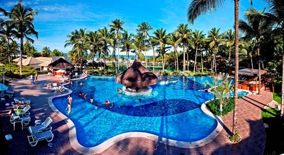 Resort baiano aumenta cuidados com qualidade de atendimento (foto: divulgação/Mapa Comunicação)