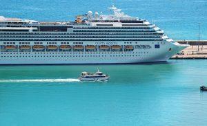 Temporada de cruzeiros marítimos trará mais de 240 mil turistas à Ilhéus 1