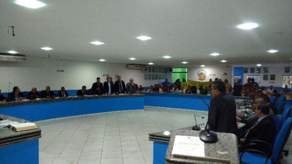 ILHÉUS: Câmara de Vereadores realiza sessão solene para posse da nova Mesa Diretora 1