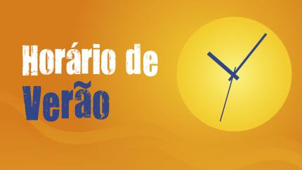 Horário de verão começa à meia-noite deste sábado e altera programação da TV 1