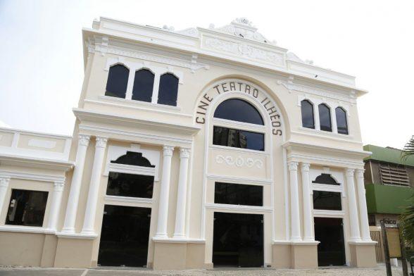"""Teatro Municipal de Ilhéus traz espetáculo de dança """"Reações"""" 1"""
