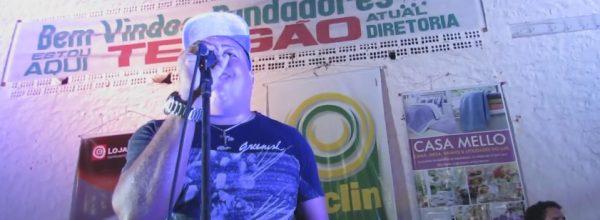 Paulinho Xoxô arrebentou na volta do Clube do Samba no Tengão da Conquista, veja o vídeo