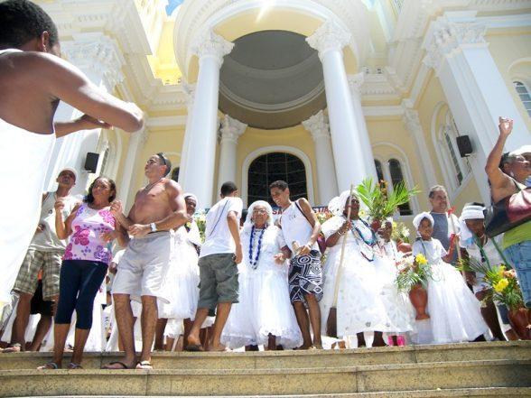 Lavagem das Escadarias da Catedral de São Sebastião ocorre quinta (16) 1