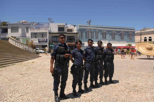 Guarda Municipal de Ilhéus se habilita a firmar convênio com o Ministério da Justiça e Segurança Pública 3