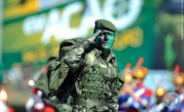 Exército Brasileiro abre vagas para contração temporária em Ilhéus 1