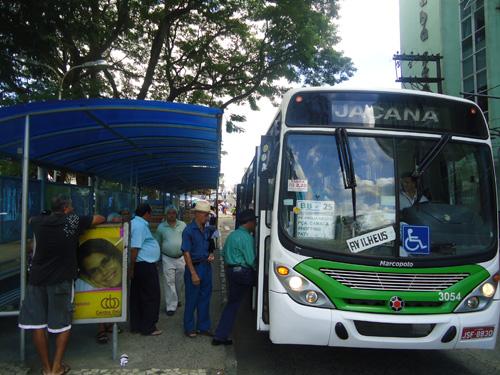Itabuna: Rodoviários param por reajuste salarial e cidade amanhece sem transporte 1