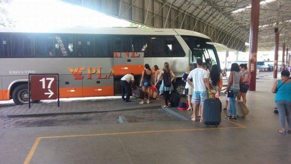 Rodoviária abre 150 horários extras para feriadão de 1º de maio. Ilhéus, Itacaré e Porto Seguro na rota 6