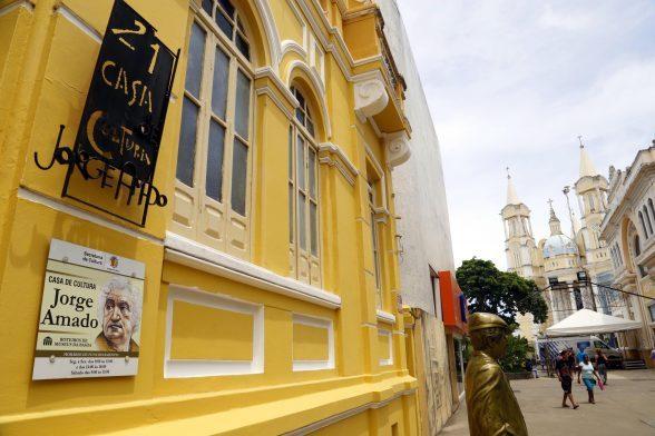 Casa Jorge Amado terá visitação gratuita no  Dia Internacional de Museus, 18 de maio 3