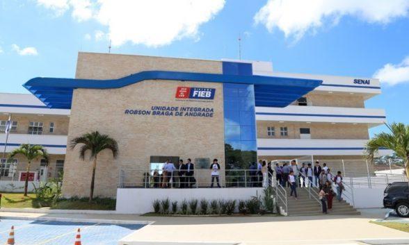 Senai abre 5.700 vagas na Bahia 3