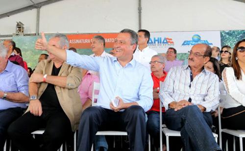 Rui assina contrato para duplicação da Rodovia Ilhéus-Itabuna em benefício de mais de 500 mil baianos 3