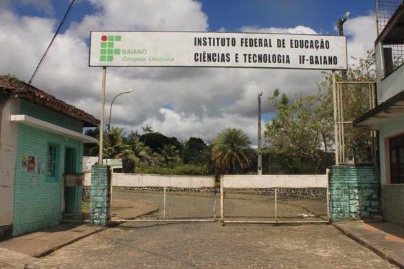 IF Baiano de Uruçuca abriu vaga para Professor de Letras 1