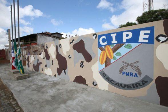 Ibicaraí ganha sede da Cipe e plano para revitalizar rio Cachoeira 5