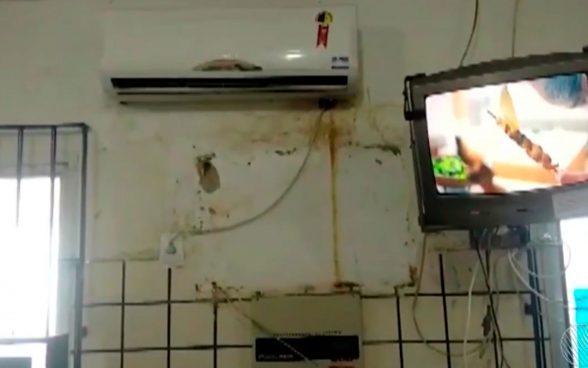 Com infiltrações e porta quebrada, más condições de coordenadoria da Polícia Civil em Ilhéus são denunciadas ao MP 2