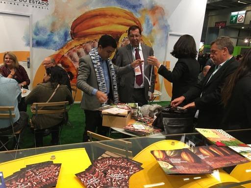 Chocolate é promovido como produto turístico na França 3