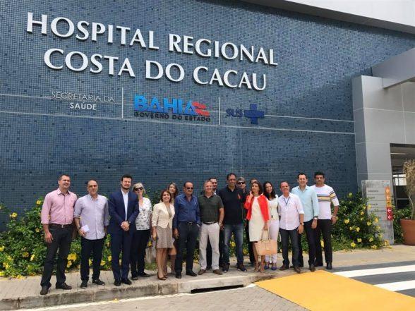 ILHÉUS: Hospital do Cacau será inaugurado em dezembro 6