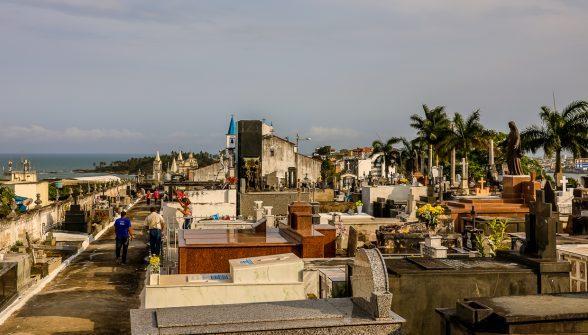 Cemitérios de Ilhéus ficam abertos das 7 às 17 horas 4