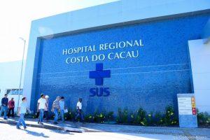 HOSPITAL REGIONAL COSTA DO CACAU - NOTA PÚBLICA 1
