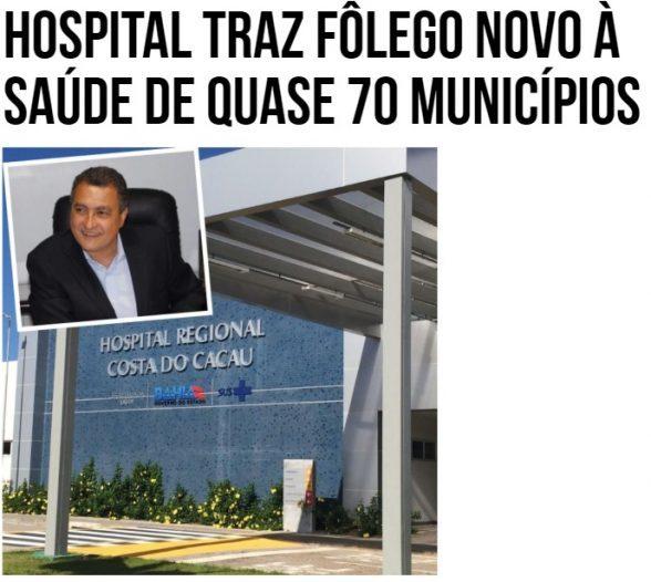 Bem-Vindo Hospital da Costa do Cacau 4