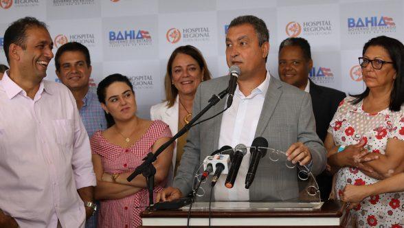 Rui anuncia ajuda para recuperar postos e implantação da UPA-Centro 2