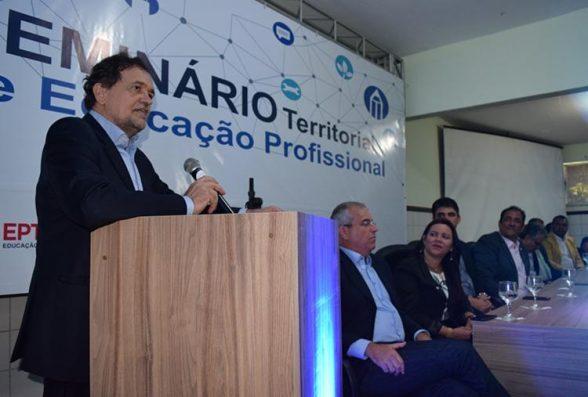 Seminário territorial em Ilhéus debate sobre expansão da Educação Profissional 3