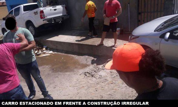ILHÉUS: FISCAIS DE POSTURAS FORAM IMPEDIDOS DE TRABALHAR NA ZONA SUL 6
