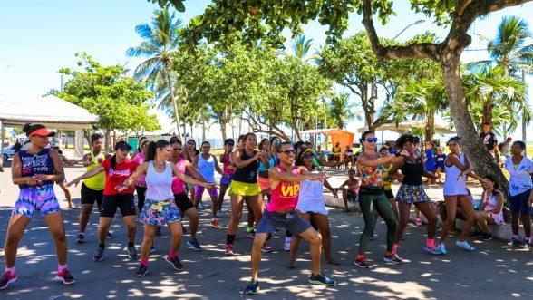 ILHÉUS: Projeto Verão na Avenida tem saúde, esporte e lazer até março 1