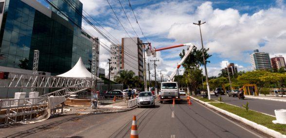 ITABUNA: Prefeitura investe na infraestrutura do circuito do Carnaval Antecipado 3