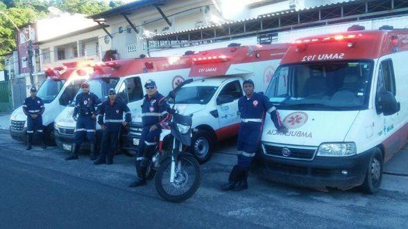 Após anos, SAMU de Ilhéus conta com 04 ambulâncias funcionando 1