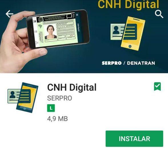 Nova CNH Digital de graça já pode ser emitida sem sair de casa 2