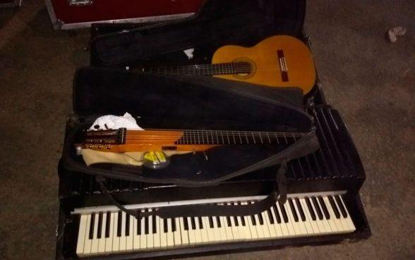 Seis dias após roubo, equipamentos de som de Caetano Veloso são recuperados 4