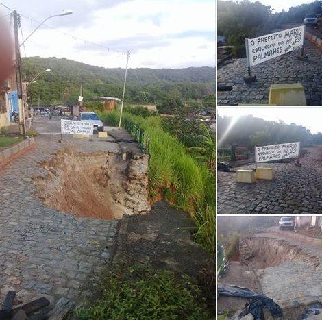 ILHÉUS: AVENIDA PALMARES PEDE SOCORRO 4