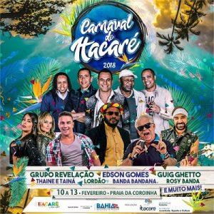 Carnaval de Itacaré traz grandes atrações 5