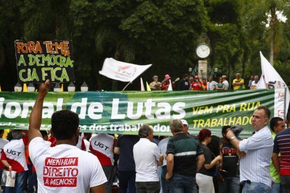 Greve geral: centrais sindicais apostam em movimento mais robusto desta vez em Ilhéus e Itabuna 1