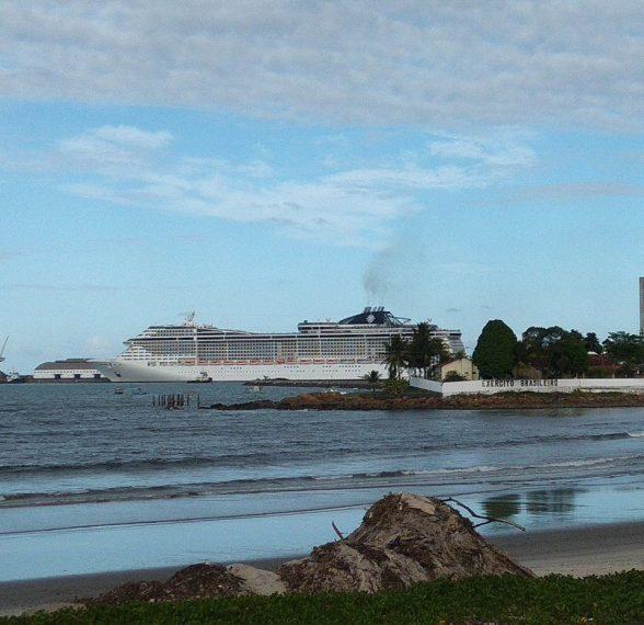 Navio chega em Ilhéus nesta semana e mais de 4 mil turistas são esperados 6