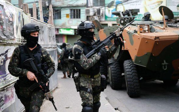 SEM CONTROLE: Temer decreta intervenção federal na Segurança Pública do Rio de Janeiro 5