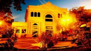 ILHÉUS: Teatro Municipal recebe Projeto Sustenta Mundo, segunda (19) 2