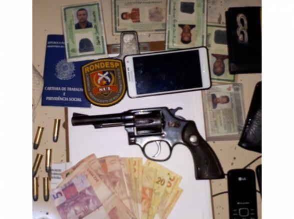 ITACARÉ: Polícia Militar apreende arma de fogo 2