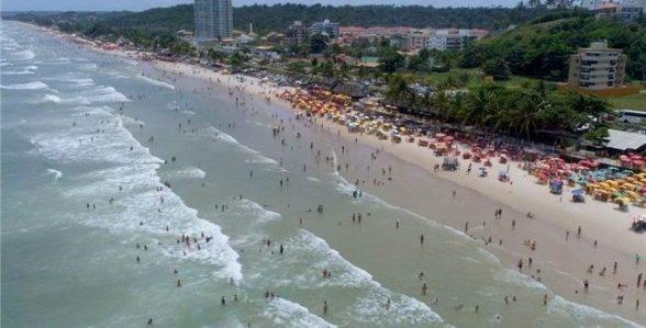 Praia do Forte, Porto Seguro, Morro de São Paulo e Ilhéus registram média de 90% de ocupação neste feriadão 3