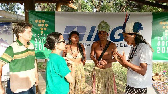 Produção indígena na Bahia: Censo mostra diversificação e geração de emprego 1
